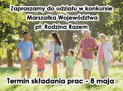 baner konurs marszałka