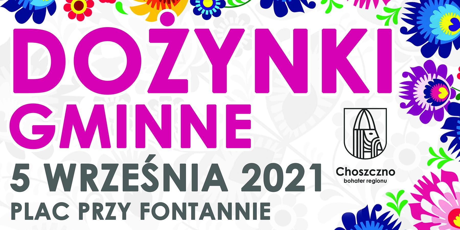 dożynki gminne 2021